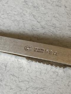 Georg Jensen Georg Jensen Sterling Tie Bar Design No 52A - 2134149
