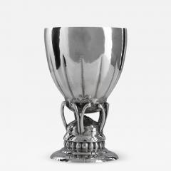 Georg Jensen Rare Vintage Georg Jensen Sterling Silver Goblet 149 - 2054213