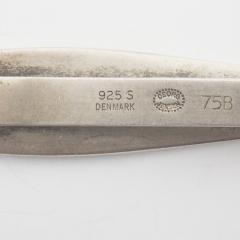 Georg Jensen Tie Needle in Silver - 368009
