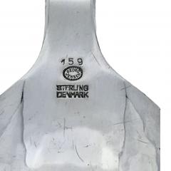 Georg Jensen Vintage Georg Jensen Sterling Silver Ornamental Serving Set 159 - 2093222