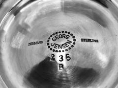 Georg Jensen Vintage Georg Jensen Sterling Silver Sugar Creamer Set 235B - 2093184