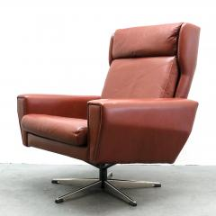 Georg Thams Georg Thams Leather Lounge Chair - 634247