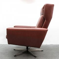 Georg Thams Georg Thams Leather Lounge Chair - 634248