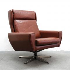 Georg Thams Georg Thams Leather Lounge Chair - 634250
