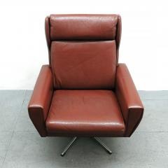 Georg Thams Georg Thams Leather Lounge Chair - 634252