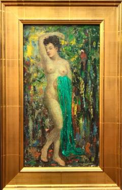 George Beline Standing Nude  - 1475563