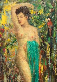 George Beline Standing Nude  - 1475566