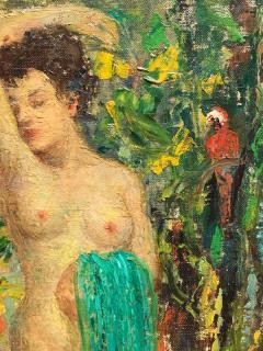 George Beline Standing Nude  - 1475569