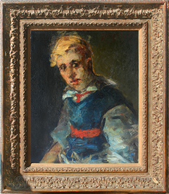 George Benjamin Luks Portrait of a Boy - 729117