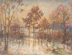 George Brainerd Burr EARLY WINTER DUSK - 1108312