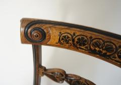 George Bullock Chairs by George Bullock Set of 4 England 1816 - 788146