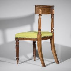 George Bullock Eight Regency Dining Chairs 19th Century - 1173902