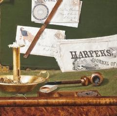 George Cope Harpers Weekly - 1181214