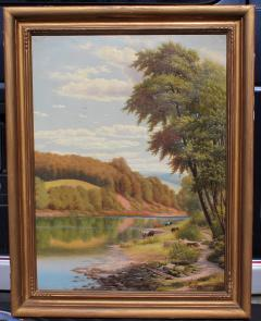 George Cope Offered by H L CHALFANT AMERICAN FINE ART ANTIQUES - 1002927