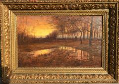 George F Schultz Twilight in the Marshes - 1579587