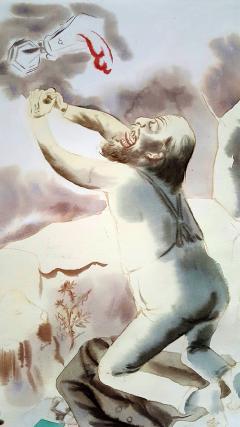 George Grosz Christus am Oelberg - 297287