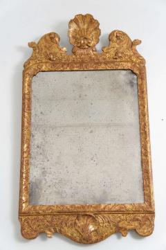 George I Giltwood Mirror - 862948