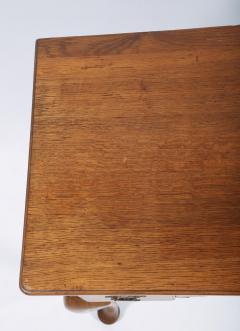 George I Oak Three Drawer Table - 1809160