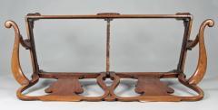 George I Walnut Double Chair Back Settee - 1237104