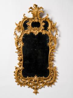 George II Giltwood Mirror - 272452