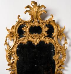 George II Giltwood Mirror - 272454