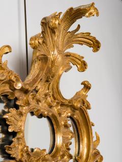 George II Giltwood Mirror - 272455