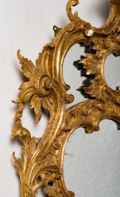 George II Giltwood Mirror - 272457