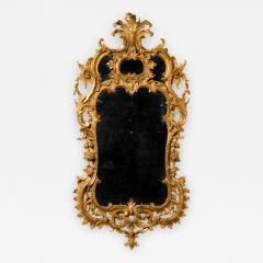 George II Giltwood Mirror - 273181