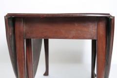 George II Mahogany Dining Table with Spanish Feet - 1983805