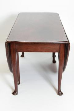 George II Mahogany Dining Table with Spanish Feet - 1983807