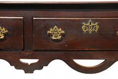 George II Oak Dresser Base - 1522017