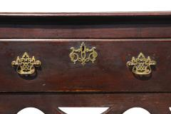 George II Oak Dresser Base - 1522021