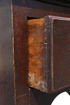 George II Oak Dresser Base - 1522027