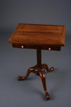 George II Padouk Extended Reading Stand England ca 1740 - 884689