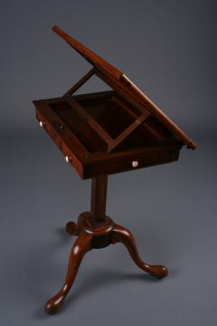 George II Padouk Extended Reading Stand England ca 1740 - 884690