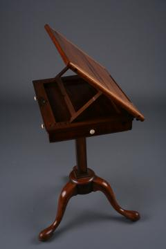 George II Padouk Extended Reading Stand England ca 1740 - 884693