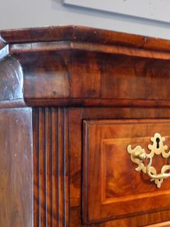 George II Period Inlaid Walnut Chest on Chest - 56363