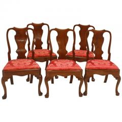 George II Side Chairs Group of Five - 1920483