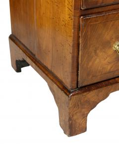 George II Walnut Bachelors Chest of Drawers - 1521964