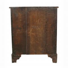 George II Walnut Bachelors Chest of Drawers - 1521988