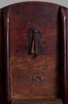 George III Elm and Oak Tripod Table - 930319