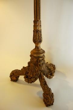 George III Giltwood Torchiere Pedestal - 618051