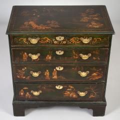 George III Japanned Chest of Drawers - 1198028
