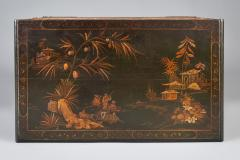 George III Japanned Chest of Drawers - 1198029