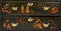 George III Japanned Chest of Drawers - 1198041