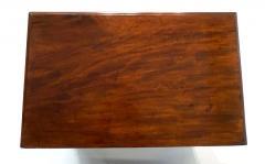 George III Mahogany Bonnet Chest - 2069037