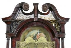 George III Mahogany Longcase Clock by William Taylor of Whitehaven Cumbria - 1568337