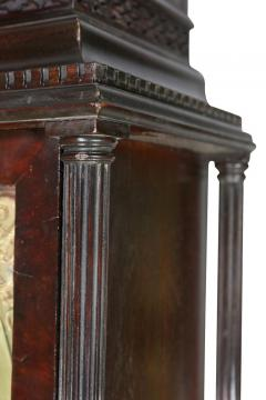 George III Mahogany Longcase Clock by William Taylor of Whitehaven Cumbria - 1568352