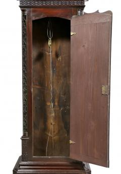 George III Mahogany Longcase Clock by William Taylor of Whitehaven Cumbria - 1568354