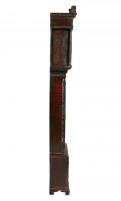George III Mahogany Longcase Clock by William Taylor of Whitehaven Cumbria - 1568357